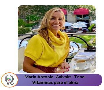 Tona Galvaliz - Vitaminas para el alma