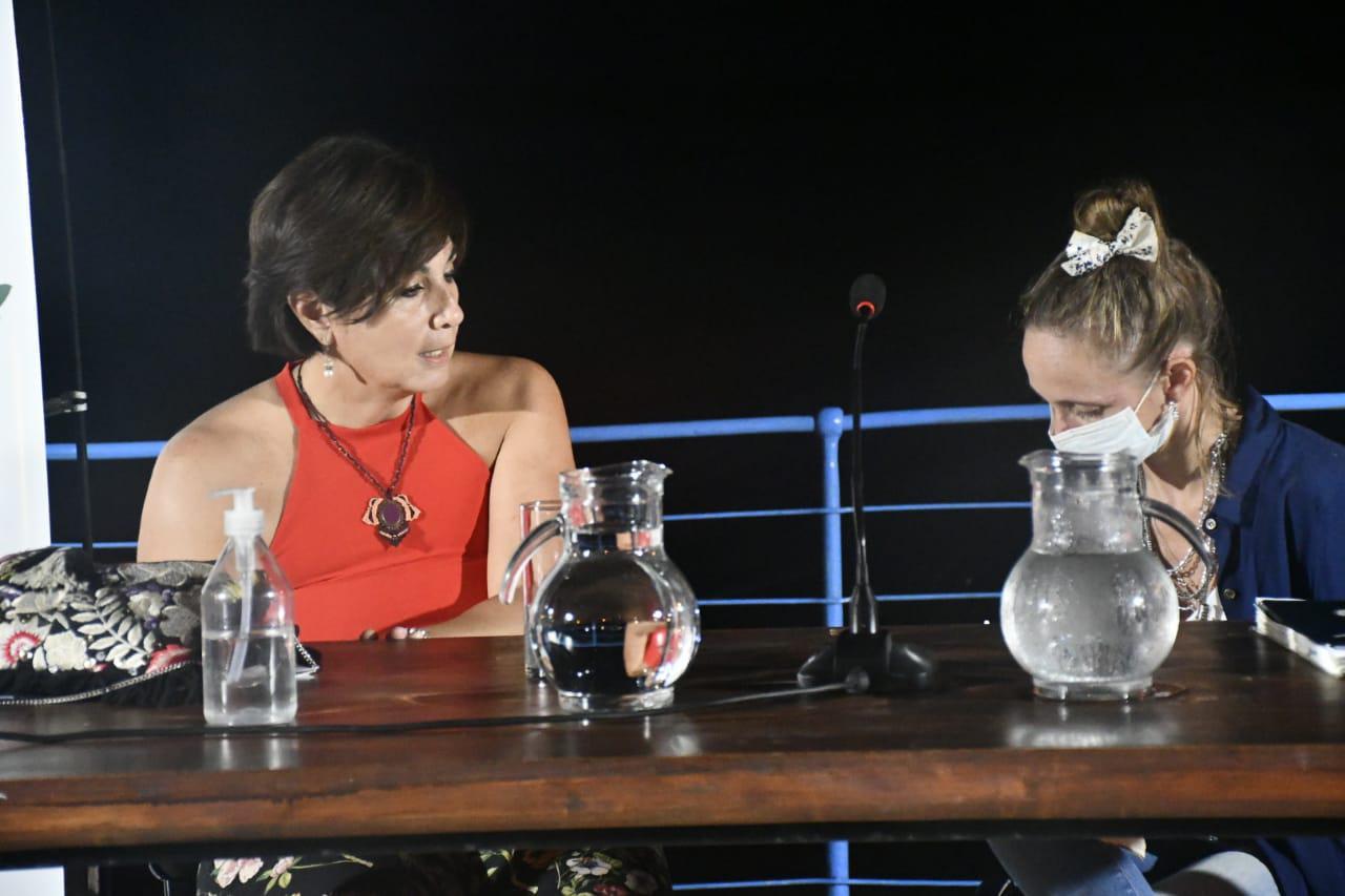 Entrevista a Nora Maciel